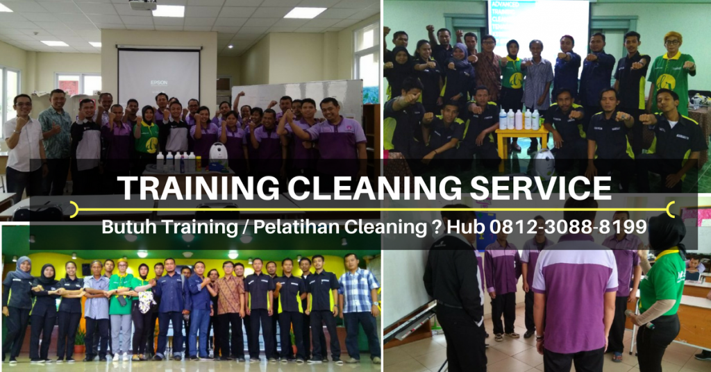 Training Cleaning - PPIPTEK