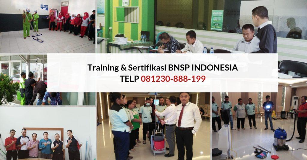 Training & Sertifikasi BNSP Indonesia