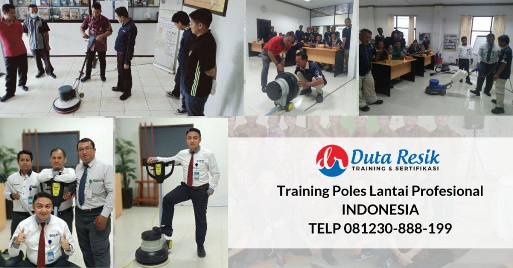 Training Poles Lantai Profesional