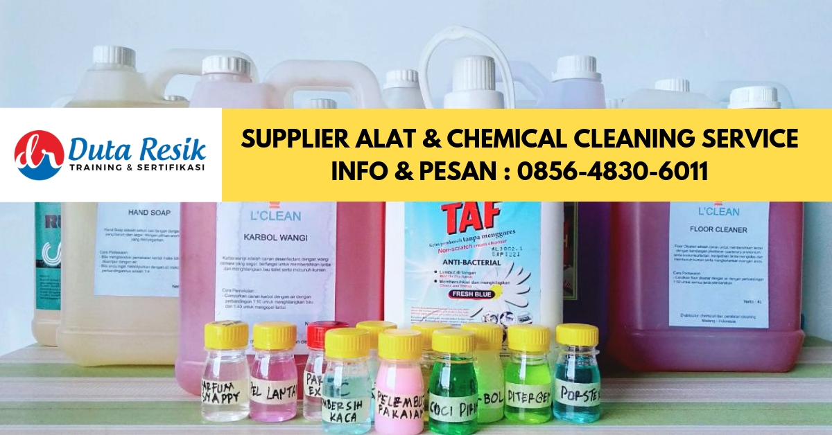 jual alat chemical cleaning service