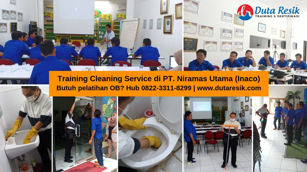 Training Cleaning Service di Inaco
