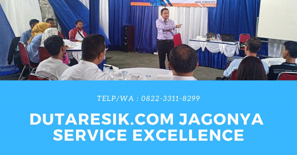 dutaresik.com jagonya service excellence