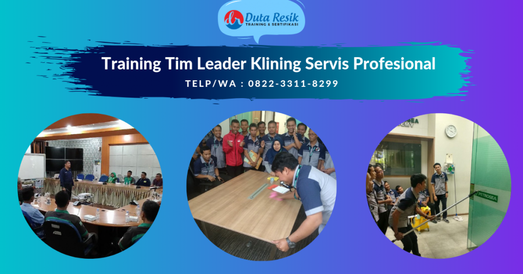 Training Tim Leader Klining Servis Profesional