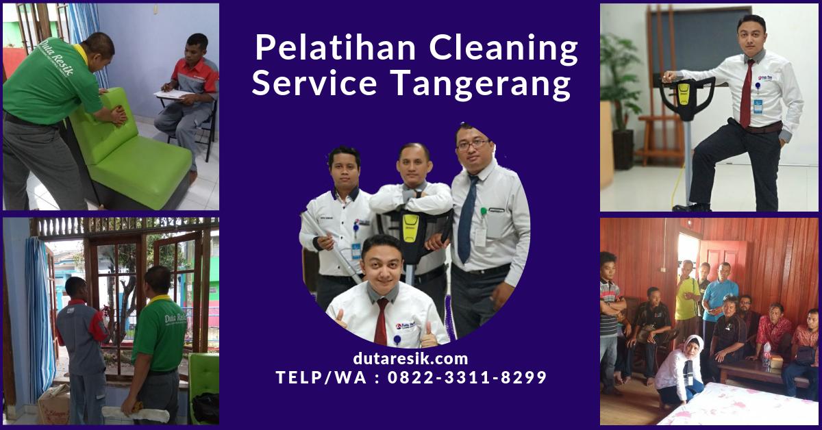 Pelatihan cleaning service tangerang profesional