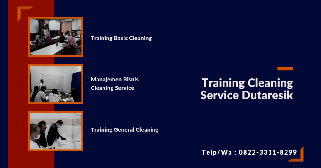 Training Cleaning Service Bali Dutaresik