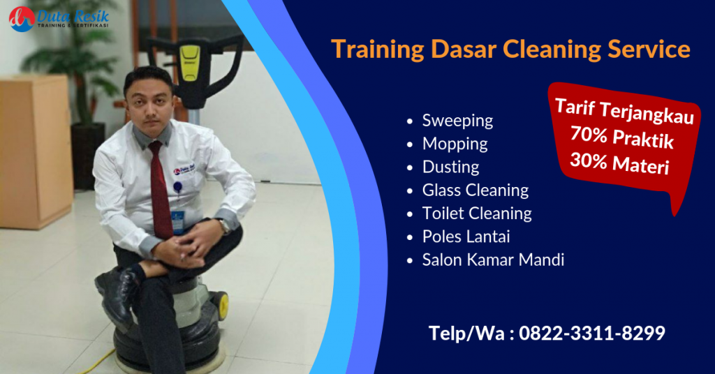 Training Cleaning Service Bandung