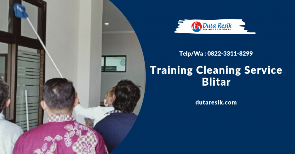 Training Cleaning Service Blitar