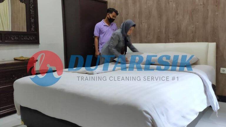Pelatihan Housekeeping Staff - Dutaresik